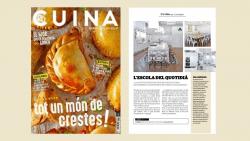 Portada Revista Cuina